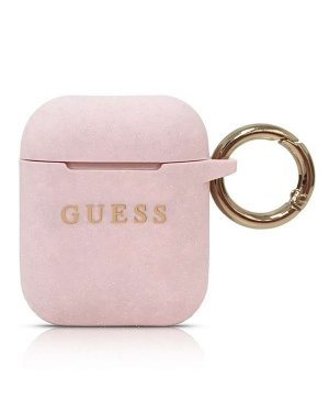 Guess - AirPods skal - Rosa