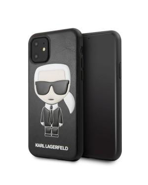 iPhone 11 Mobilskal - Karl Lagerfeld - Ikonik Karl Embossed