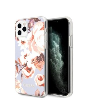 iPhone 11 Pro • Mobilskal • Guess • Flower II