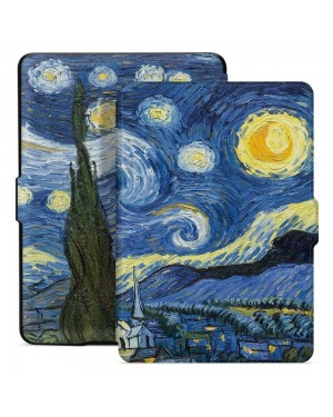 Amazon Kindle Paperwhite IV / 4 2018/2019 • Fodral • SmartCase • Starry Night
