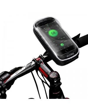 Mobilväska för cykel • Vattensäker • Wildman Hardpouch XXS