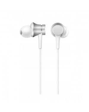 Hörlurar • Xiaomi Mi In-Ear • 3.5mm • Silver
