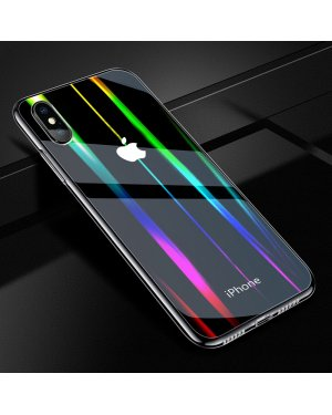 iPhone XS Max Twilight skal - Transparent