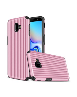 Galaxy J6 Plus Mobilskal - Travel case - Rosa