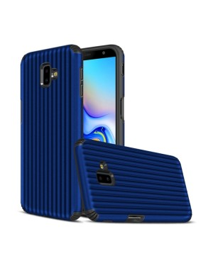 Galaxy J6 Plus Mobilskal - Travel case - Blå