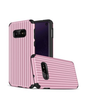 Galaxy S10e Mobilskal - Travel case - Rosa