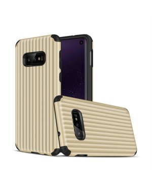 Galaxy S10e Mobilskal - Travel case - Guld