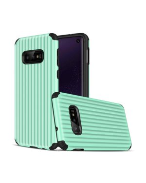 Galaxy S10e Mobilskal - Travel case - Mintgrön