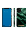 iPhone X / Xs / 11 Pro Mobilskal - iDeal Of Sweden - EMERALD SATIN