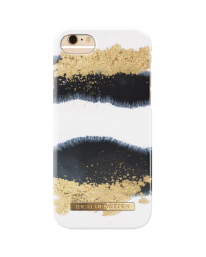 IDEAL FASHION CASE IPHONE 6/6S/7/8 GLEAMING LICORICE
