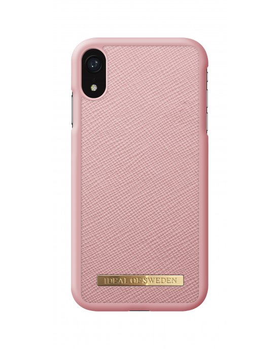 IDEAL FASHION CASE SAFFIANO IPHONE XR PINK